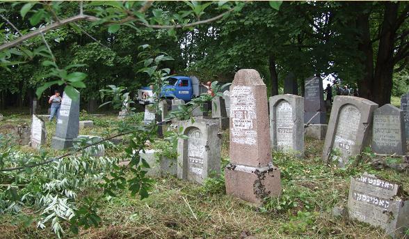Database for Cemetery Gravestones